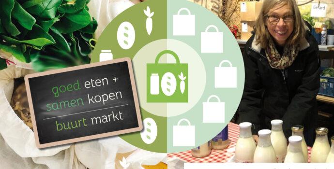 mei — Hoe start ik een Buurtmarkt? — workshop