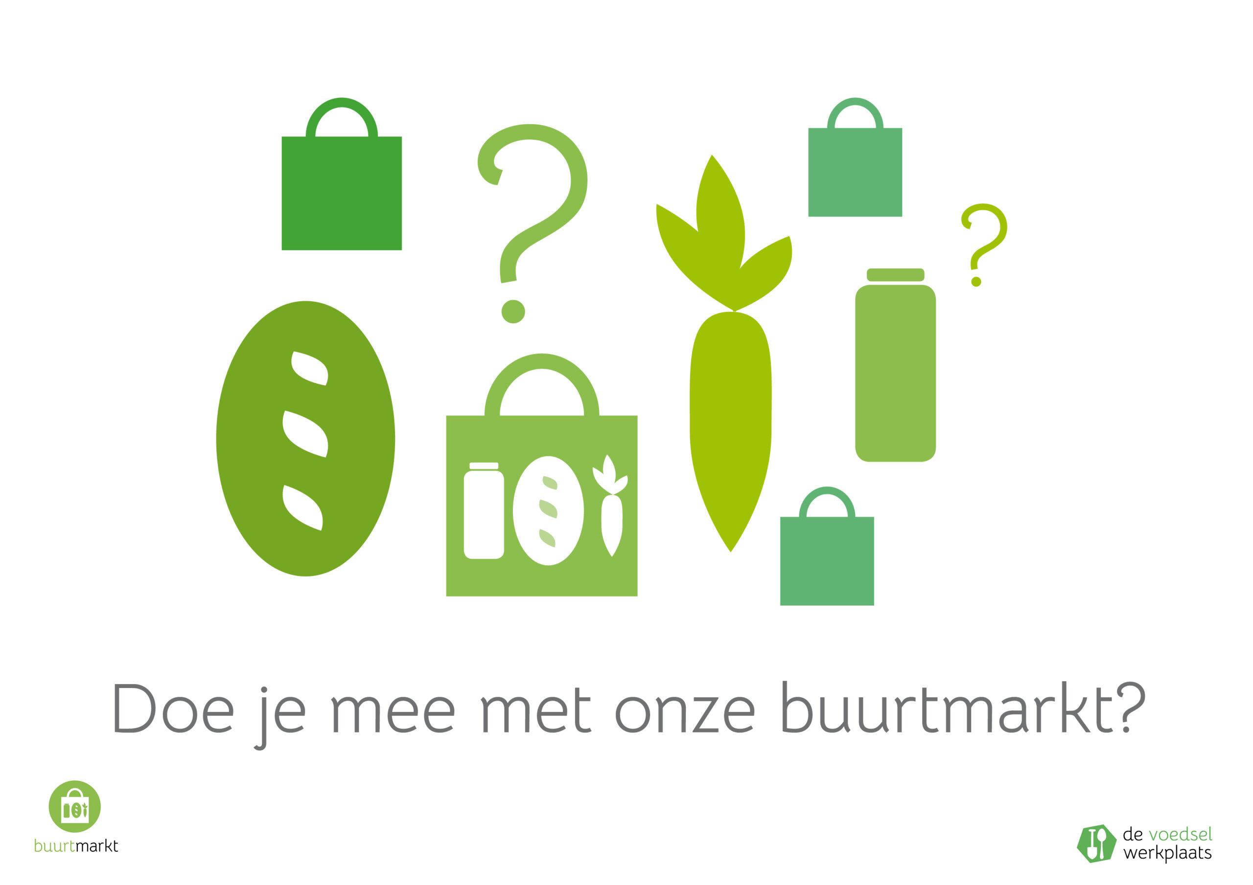Buurtmarkt Starterspakket